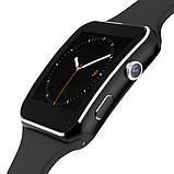 Смарт-часы Smart Watch X6 Black, фото 3