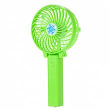 Ручной портативный вентилятор UTM Зеленый