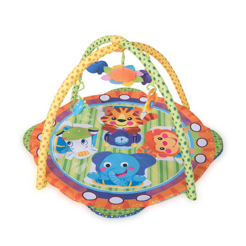 Ігровий розвиваючий килимок Safari Lorelli
