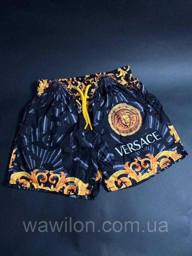 Шорты плавательные Versace