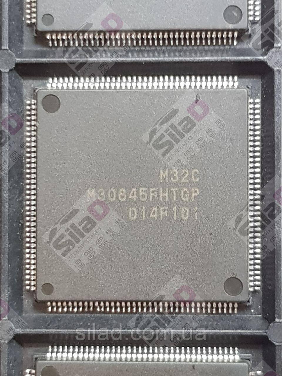 Микроконтроллер M32C M30845FHTGP Renesas 384КБ LQFP-144 флэш-памяти