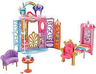 Barbie Переносной радужный дворец замок Барби Дримтопия Dreamtopia Rainbow