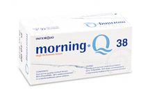 Morning Q38 - контактные линзы на три месяца.