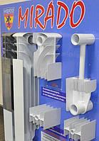 Биметаллический радиатор Mirado 500/96 Одесса (Украина)