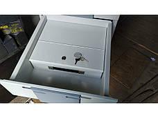 Б/У темпокасса, кассовый сейф koval 1512-c-eu в хорошем состоянии, с комплектом ключей и карточек доступа, фото 3
