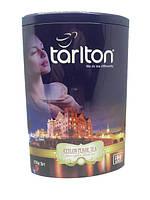 """Чай чёрный Tarlton Ceylon Pekoe Tea """"Английская ночь"""" 250 ж/б"""