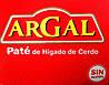 Паштет из свиной печени Argal Pate de Higadode Cerdo без глютена крупного помола 83 г Испания, фото 6