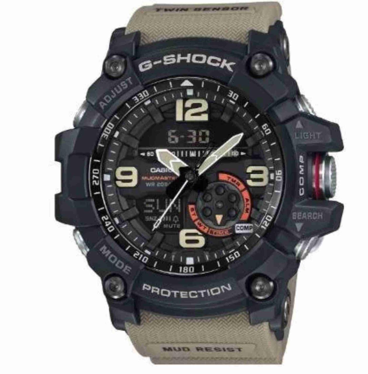 Часы G-SHOCK-3  Часы мужские спортивные водостойкие G-SHOCK Casio (Касио) / Мужские наручные часы Casio
