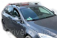 Багажник Opel Insignia 2008 -2017, алюміній. Навантаження 75 кг