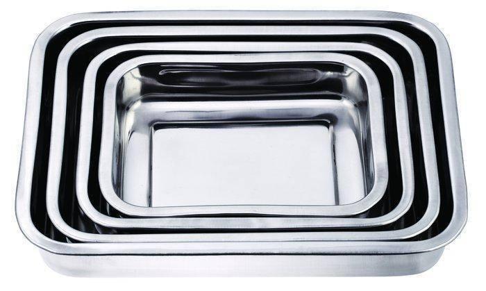 Прямоугольнаые формы для выпечки 4 шт Empire M-0403, фото 2