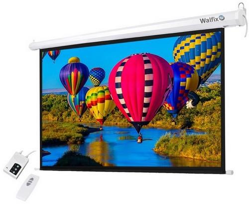 """Экран для проектора моториз. WALFIX TLS-5 (150"""", 300х225 см, 4:3)"""
