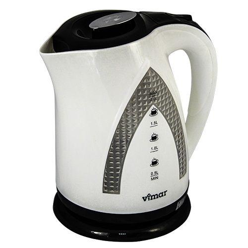 Чайник VIMAR VK 2011 White/black