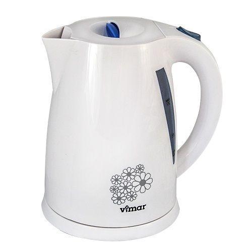 Чайник VIMAR VK 1719 White
