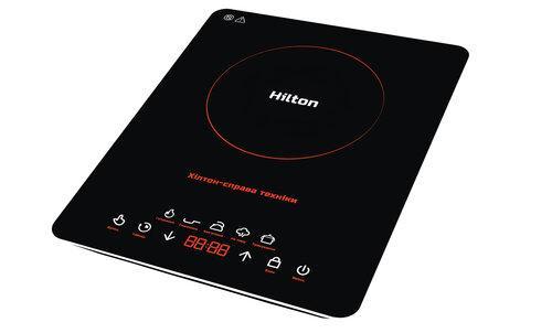Плита настольная HILTON HIC-154