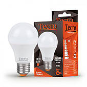 Лампа LED TECRO TL-A60-6W-4K-E27