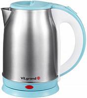 Чайник VILGRAND VS18102 blue