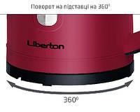 Чайник LIBERTON LEK-1702, фото 1