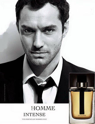 Homme Intense Eau De Parfum парфюмированная вода 100 ml. (Тестер Ом Интенс Еау де Парфум), фото 2
