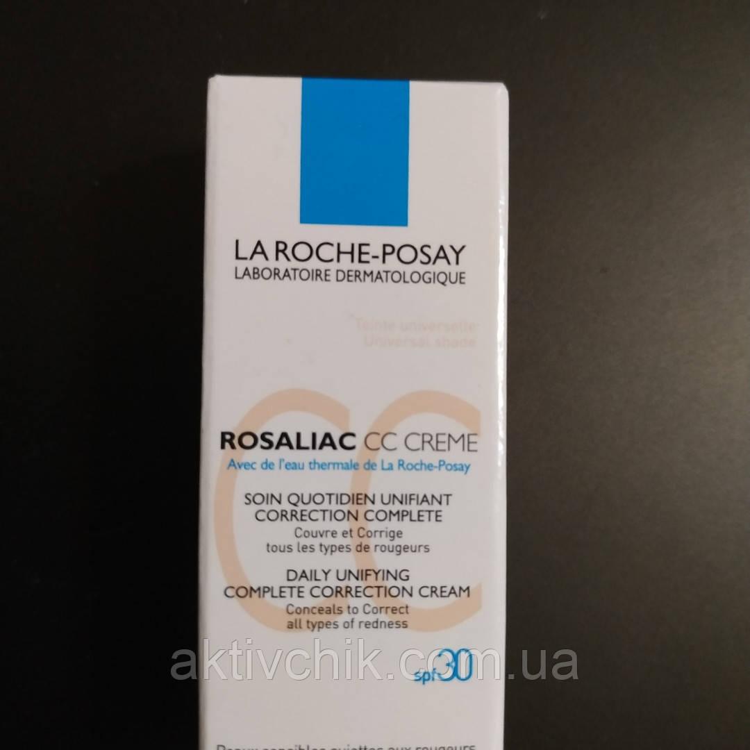 Ля Рош-Позе Розалиак СС-Крем дневной корректирующий SPF30 La Roche-Posay Rosaliac CC Creme SPF 30