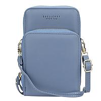 Уценка.Изъян.Маленькая женская сумка-кошелек через плечо, женский клатч.Сумка для телефона. УЦКС140