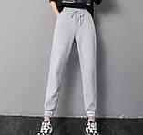 Спортивные штаны женские на флисе 42, 44, 46, 48, 50, фото 5