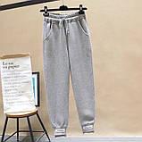 Спортивные штаны женские на флисе 42, 44, 46, 48, 50, фото 3