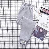 Спортивные штаны женские на флисе 42, 44, 46, 48, 50, фото 2
