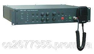 Блок керування та індикації мовленнєвого оповіщування ЦДП02-120