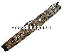 Чехол для удилищ Dr.Agon 2 секции 150 см с жестким каркасом, фото 1