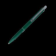 Ручка шарик.автомат.COLOR, L2U, 1 мм, синий корпус, фото 2