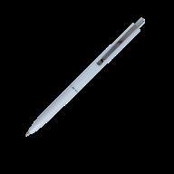 Ручка шарик.автомат.COLOR, L2U, 1 мм, синий корпус, фото 3