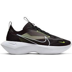 Кроссовки Nike Vista Lite Black / Lemon Venom / White CI0905-001 черные женские