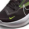 Кроссовки Nike Vista Lite Black / Lemon Venom / White CI0905-001 черные женские, фото 5