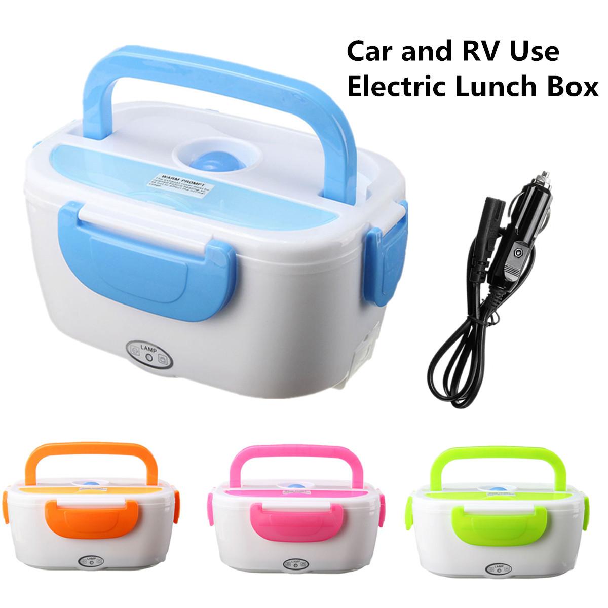 Ланч-бокс с подогревом для автомобиля 12V The Electric Lunch Box