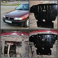 Защита двигателя Opel Omega A (1986-1993) V-все (двигатель, КПП, радиатор), фото 1