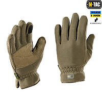 M-Tac перчатки Winter Premium Fleece Dark Olive