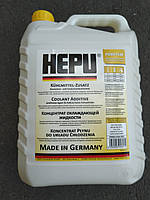 Антифриз Hepu  P999-YLW-005 5л желтый концентрат