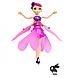 Літаюча лялька чарівна фея летить ширяє над рукою Flying Fairy рожева, фото 2