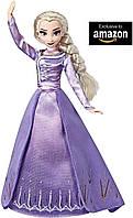 Кукла Hasbro Frozen Холодное сердце 2 Эльза делюкс шарнирная