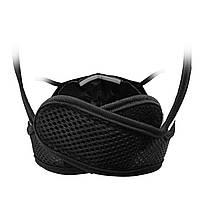 Спортивная маска для фитнеса,бега, маска защитная hatslight+ 1фильтр в подарок, фото 2