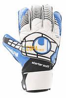 Вратарские перчатки Uhlsport ELIMINATOR STARTER SOFT 100018301