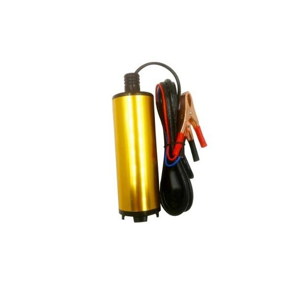 Насос топливоперекачивающий, занурювальний, з фільтром, в алюмінієвому корпусі 38мм. REWOLT (RE SL017B-24V)