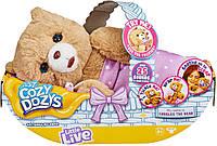 Интерактивный Мишка обнимашка Moose Little Live Pets cozy dozy cubbles