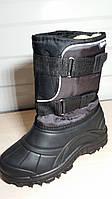 Сапоги мужские зимние термос с теплым носком