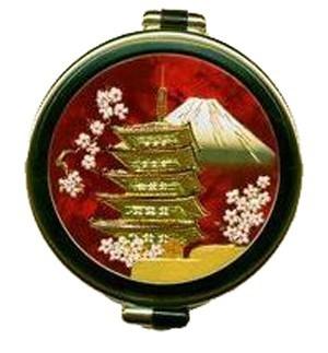 Компактное зеркало «Пятиэтажная пагода»