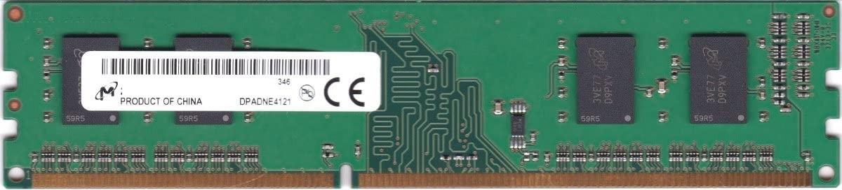 Модуль памяти DDR3 2GB/1600 Micron (MT4JTF25664AZ-1G6E1) Восстановленный