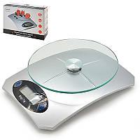 Весы кухонные электронные 0 ~ 5 кг 20.5 * 15см R30286