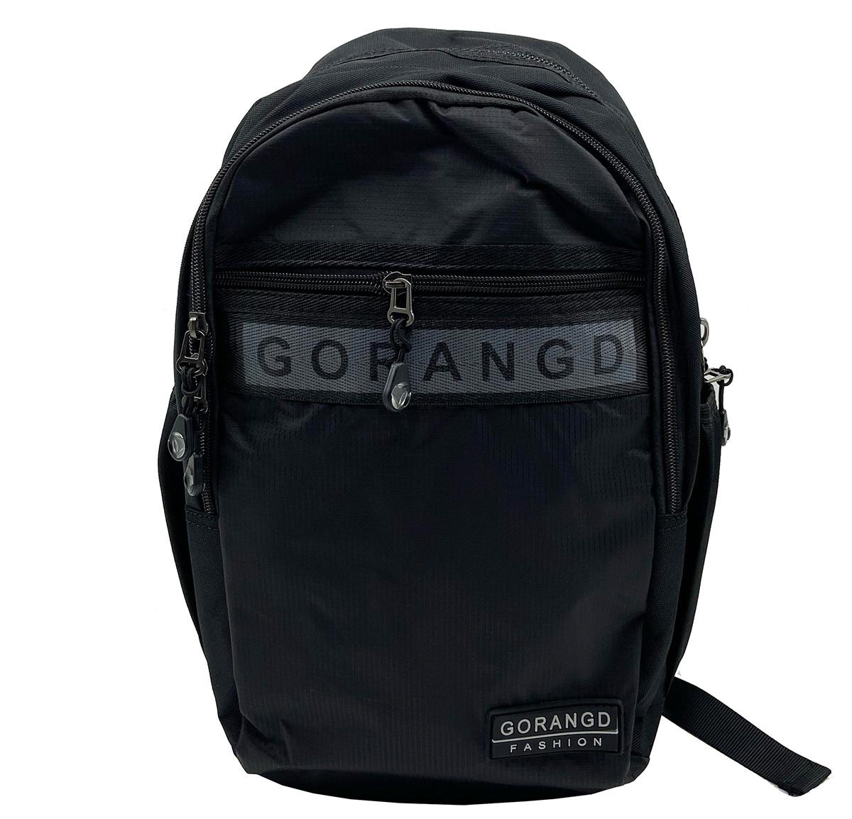 Подростковый рюкзак Gorangd 39 x 24 x 11 см Черный (gor6-07/1)