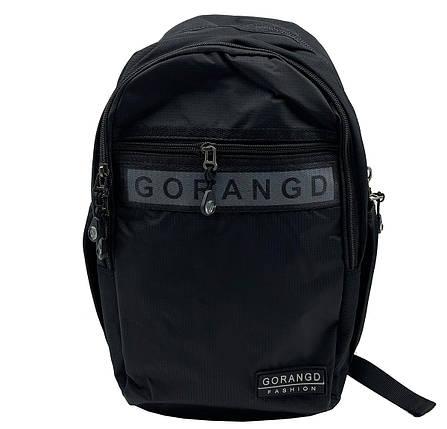 Подростковый рюкзак Gorangd 39 x 24 x 11 см Черный (gor6-07/1), фото 2