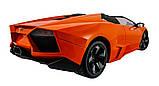 Машинка радиоуправляемая 1:10 Meizhi Lamborghini Reventon (оранжевый), фото 3